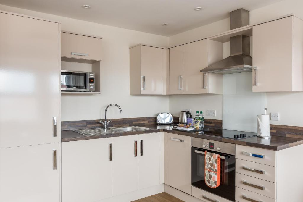 House of Fisher Reading Serviced Apartments - Laterooms