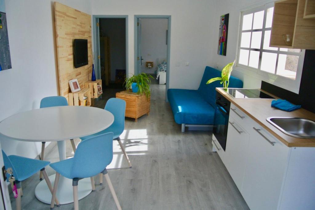 Apartments In Caldereta