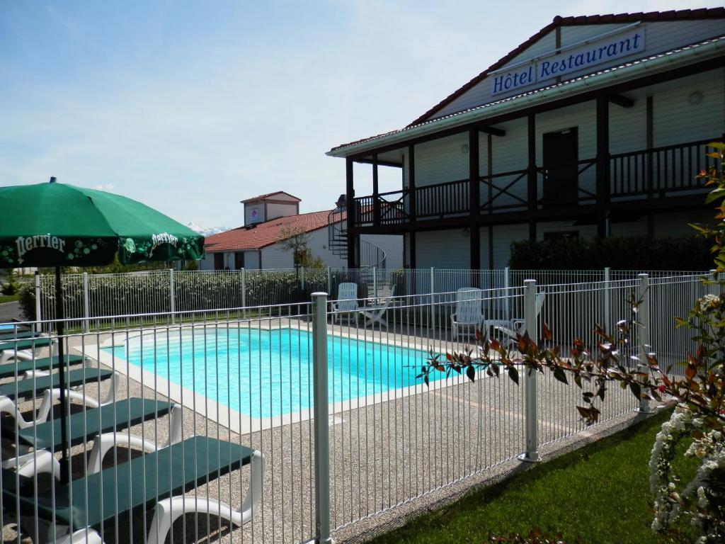 L'Auberge Everhotel de Tarbes-Ibos Tarbes, France