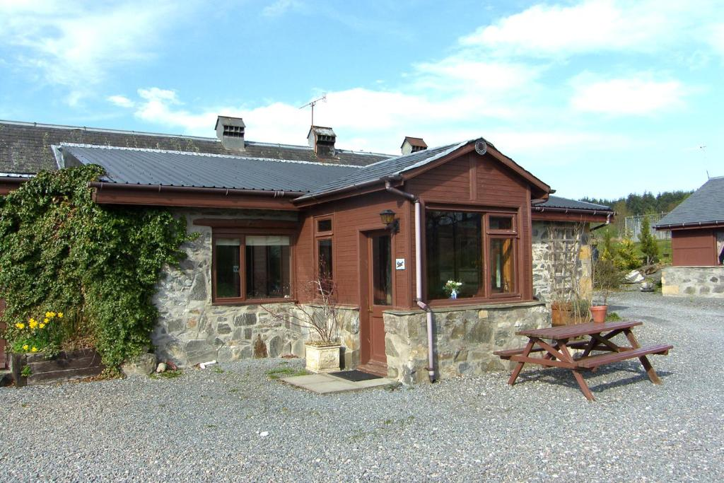 Jura Cottage - Laterooms
