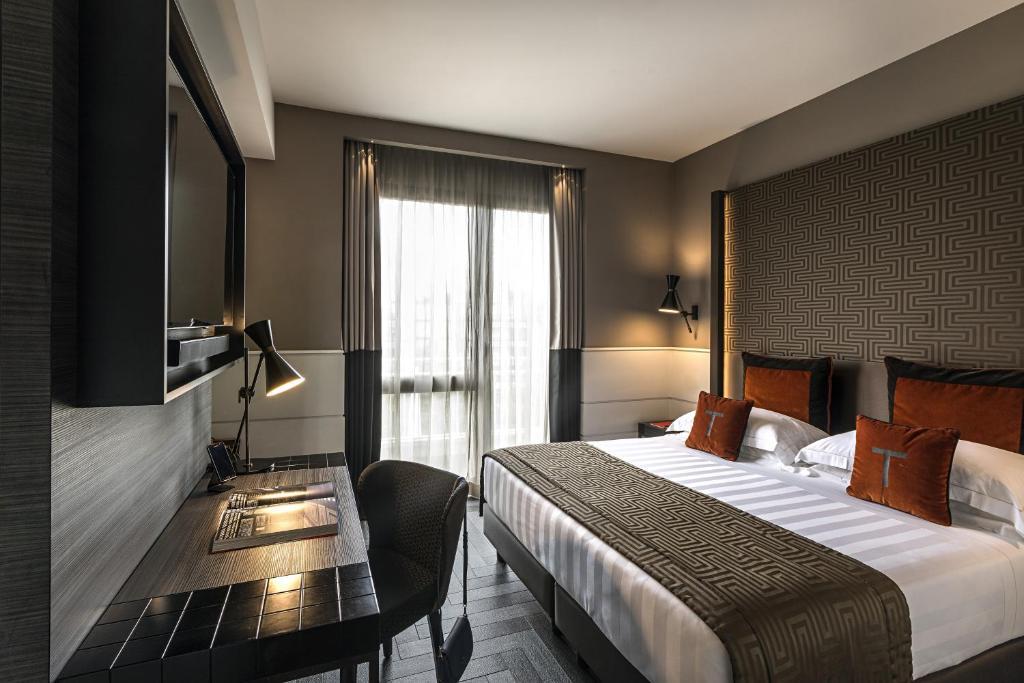 The Tribune Hotel Rome, Italy