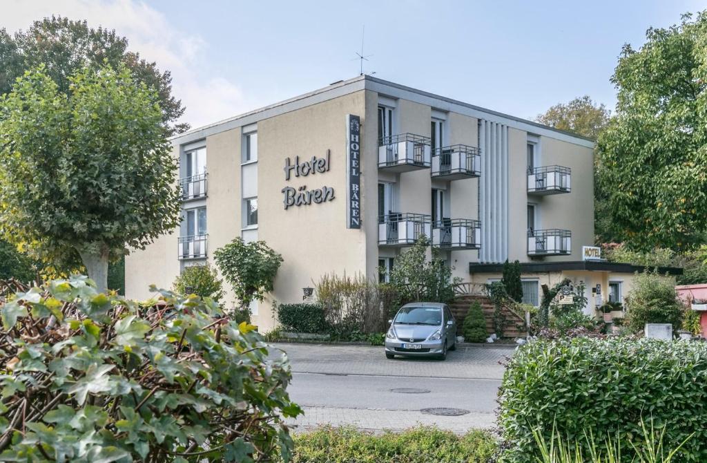 Hotel Baren Bad Krozingen, Germany