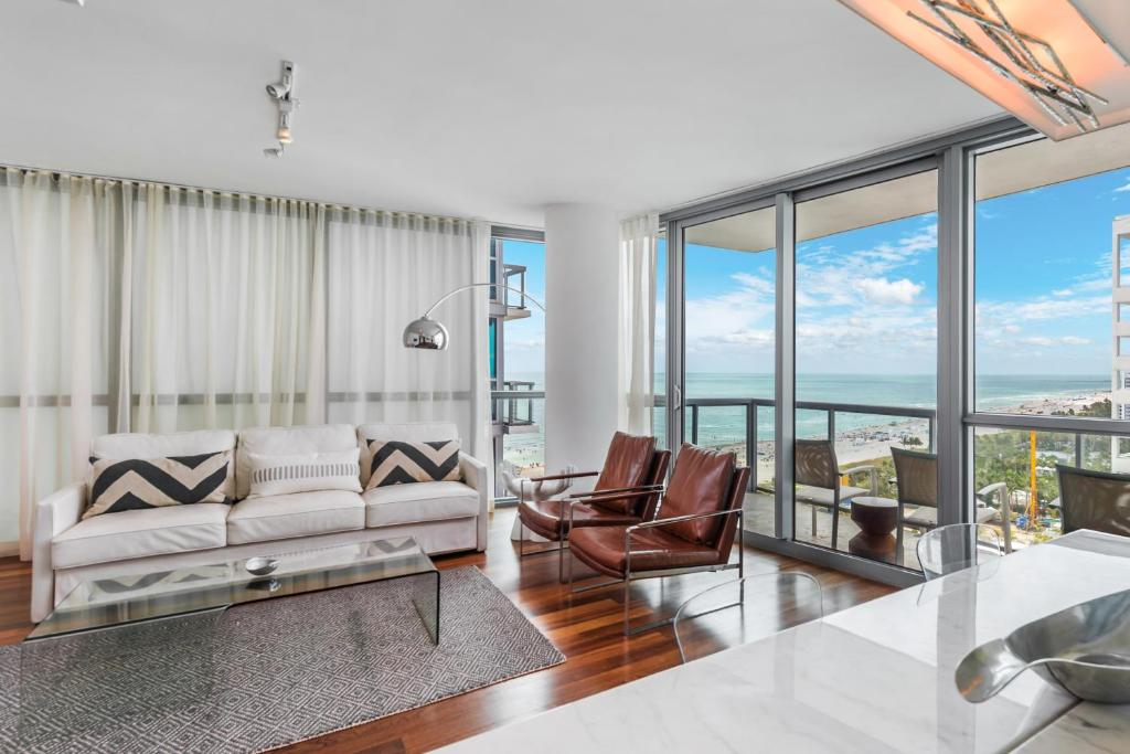 2 Bedroom Oceanfront Private Residence At The Setai 2104 Miami Beach Updated 2021 Prices