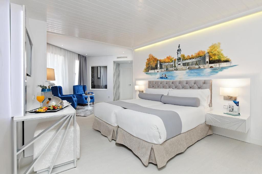Mayorazgo Hotel Madrid, Oktober 2020
