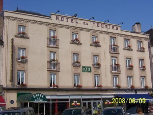 Hotel du Touring Saint-Cere, France