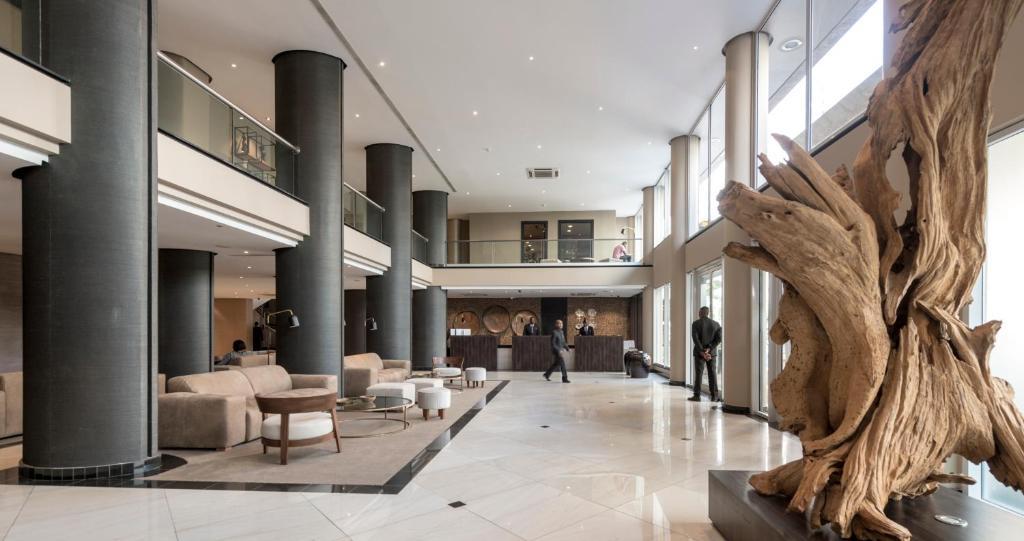 ホテル アベニーダのロビーまたはフロント