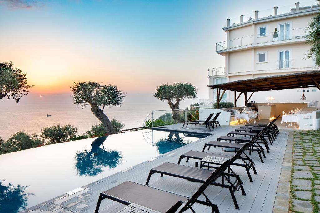 Art Hotel Villa Fiorella Massa Lubrense, Italy