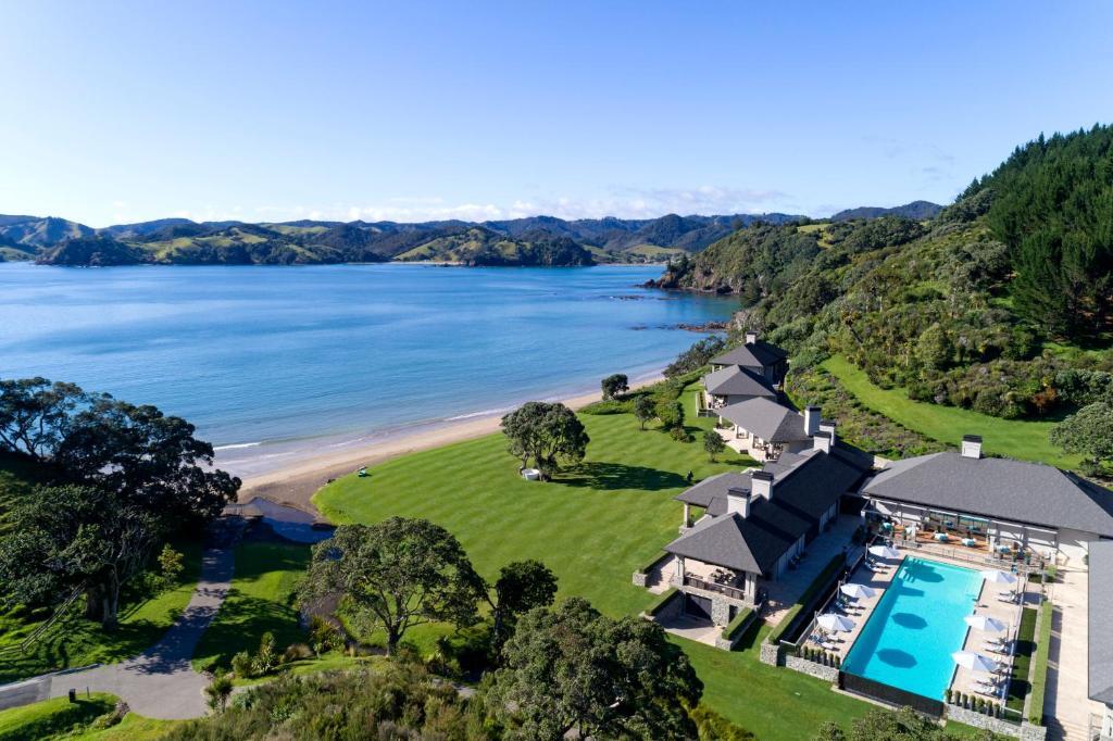 Helena Bay Lodge, New Zealand - Booking.com