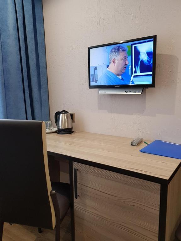 Телевизор и/или развлекательный центр в Браво