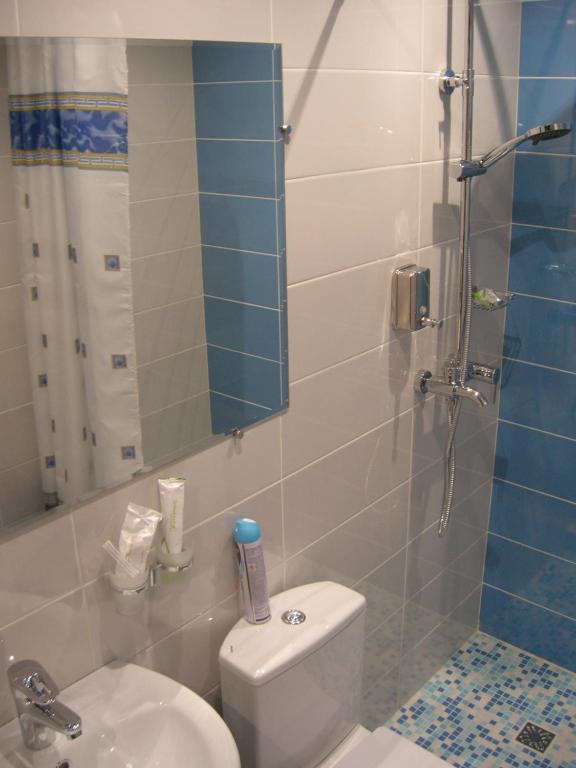 Ванная комната в Браво