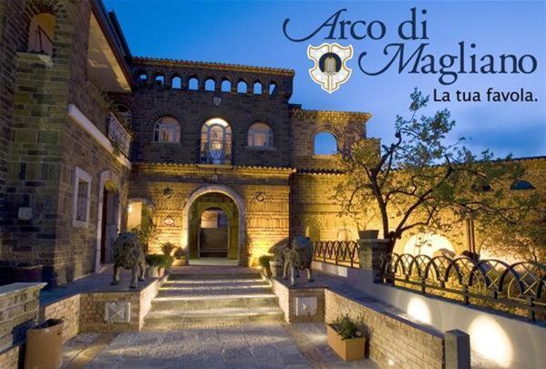Arco di Magliano