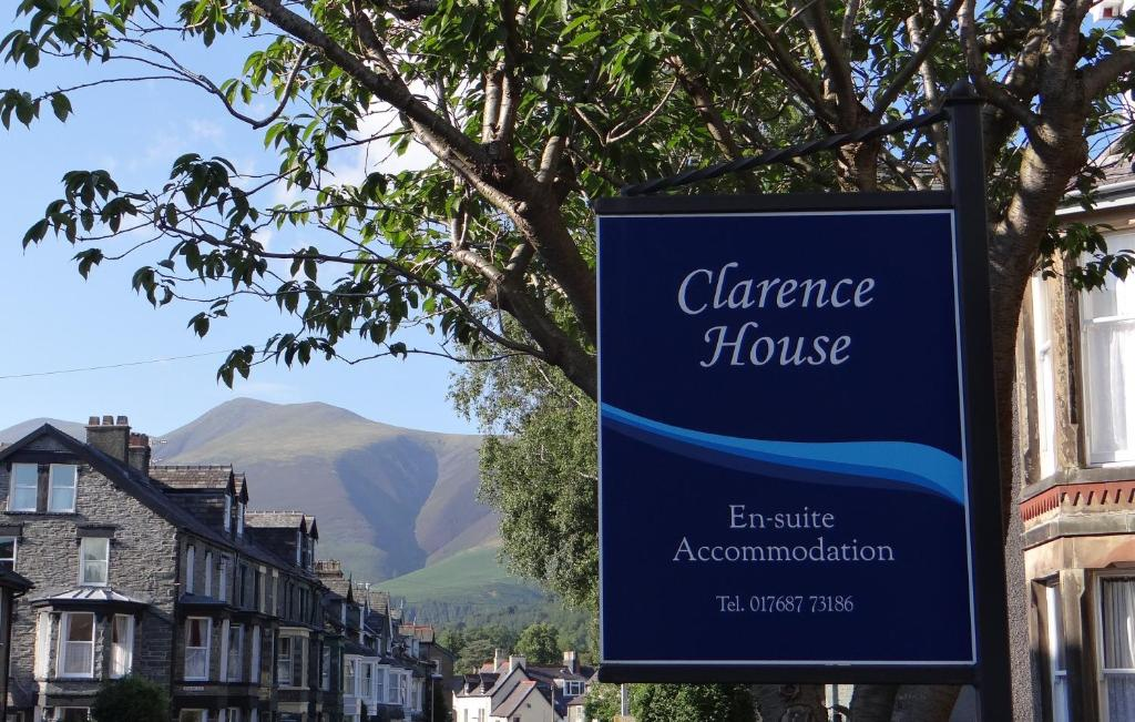 Clarence House in Keswick, Cumbria, England