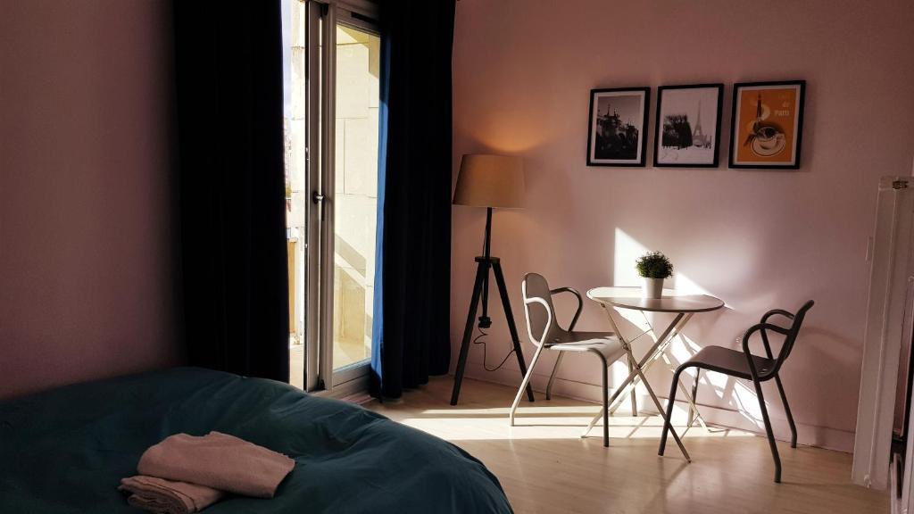 Vue sur Paris - Appartement