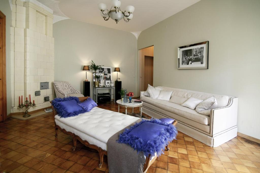 Apartment Le Pont Boutique Vilnius Lithuania Booking Com
