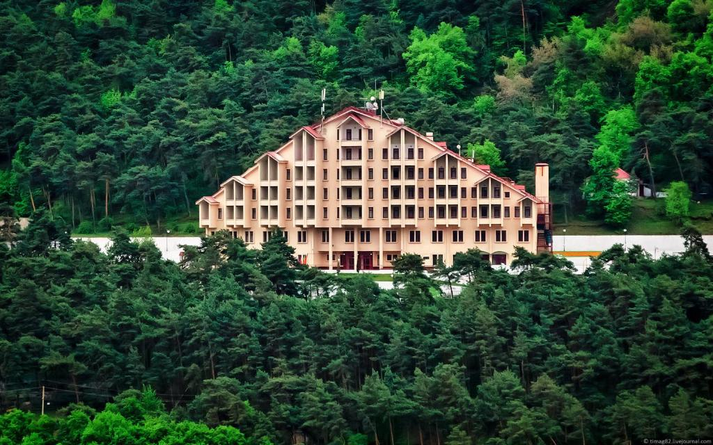 Armkhi Hotel Ingushetia