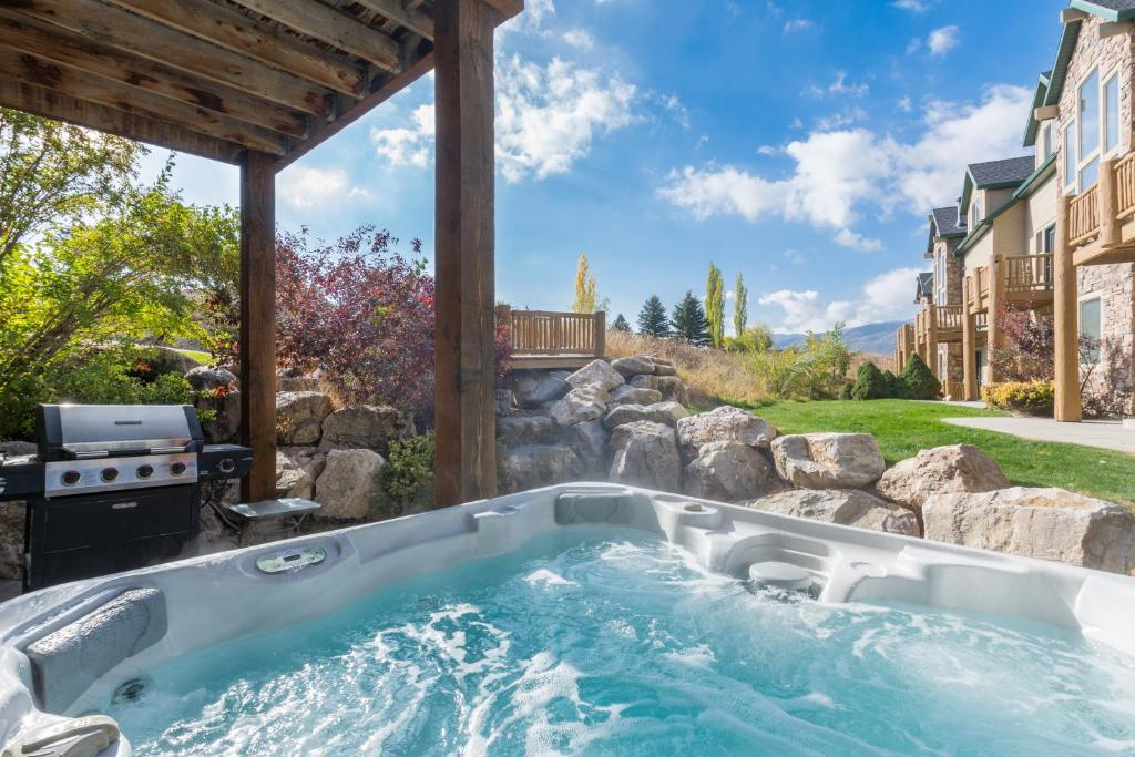 Luxury Townhouse in Wolf Creek