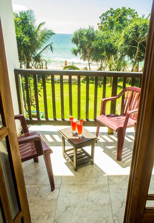 Serendib Beach Resort
