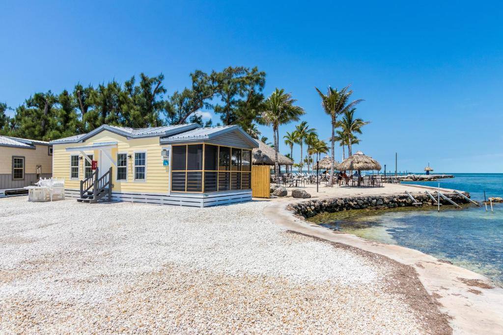 Fiesta Key RV Resort Waterfront Cottage 47