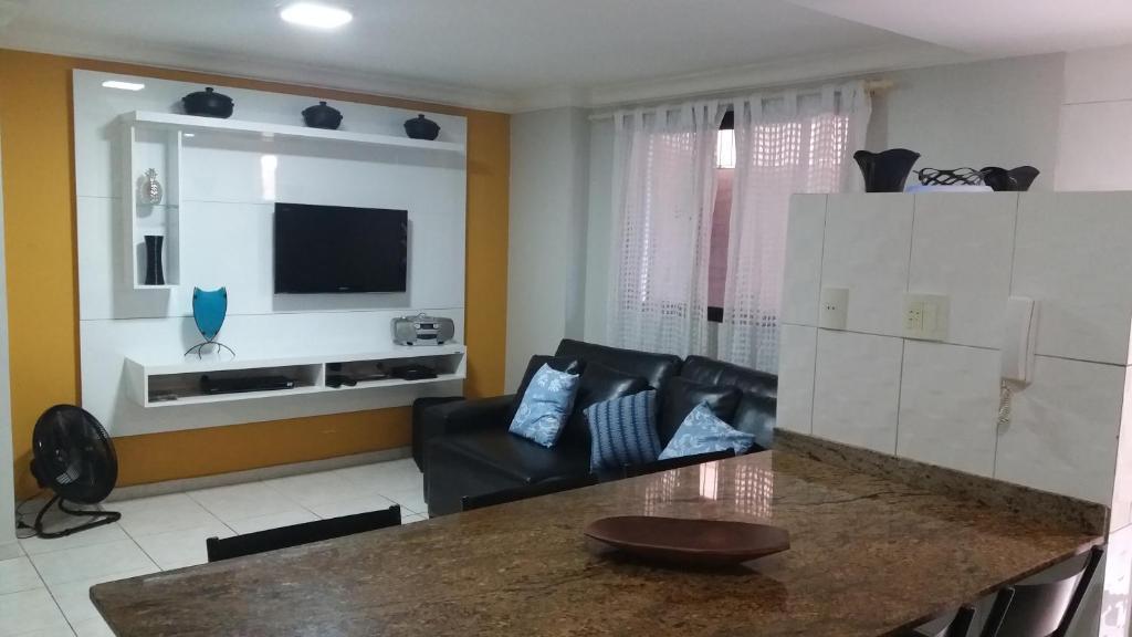 Ótimo apartamento com wi-fi gratuito