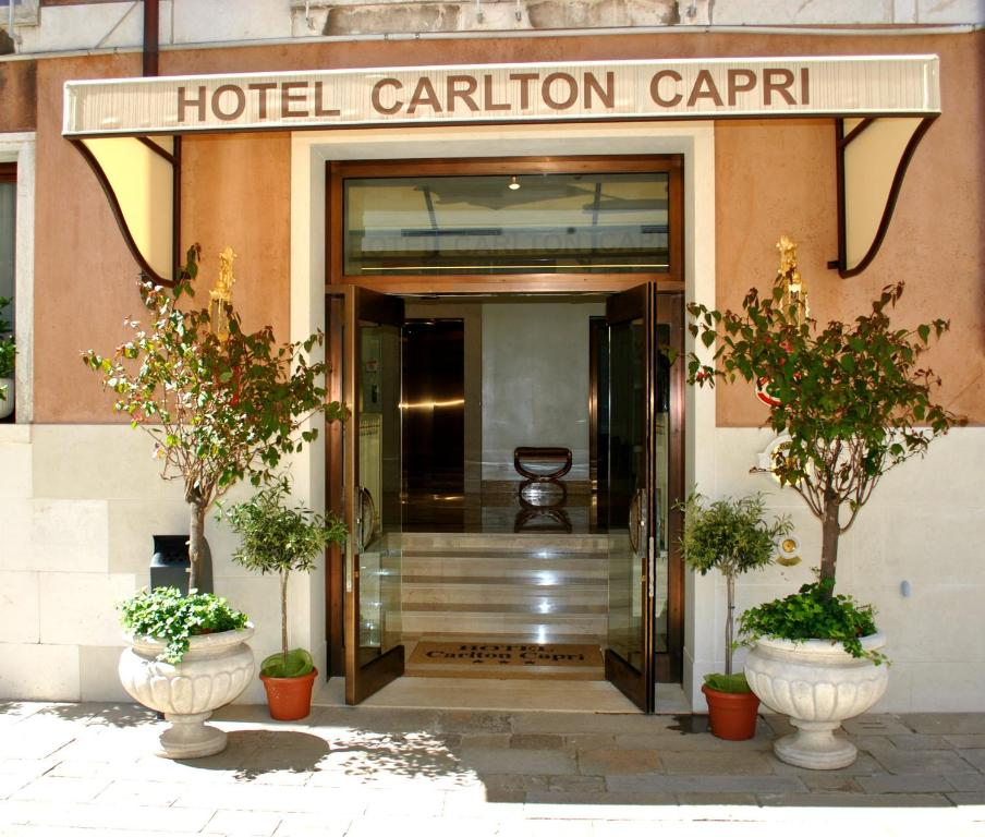 Hotel Carlton Capri Venice, Italy