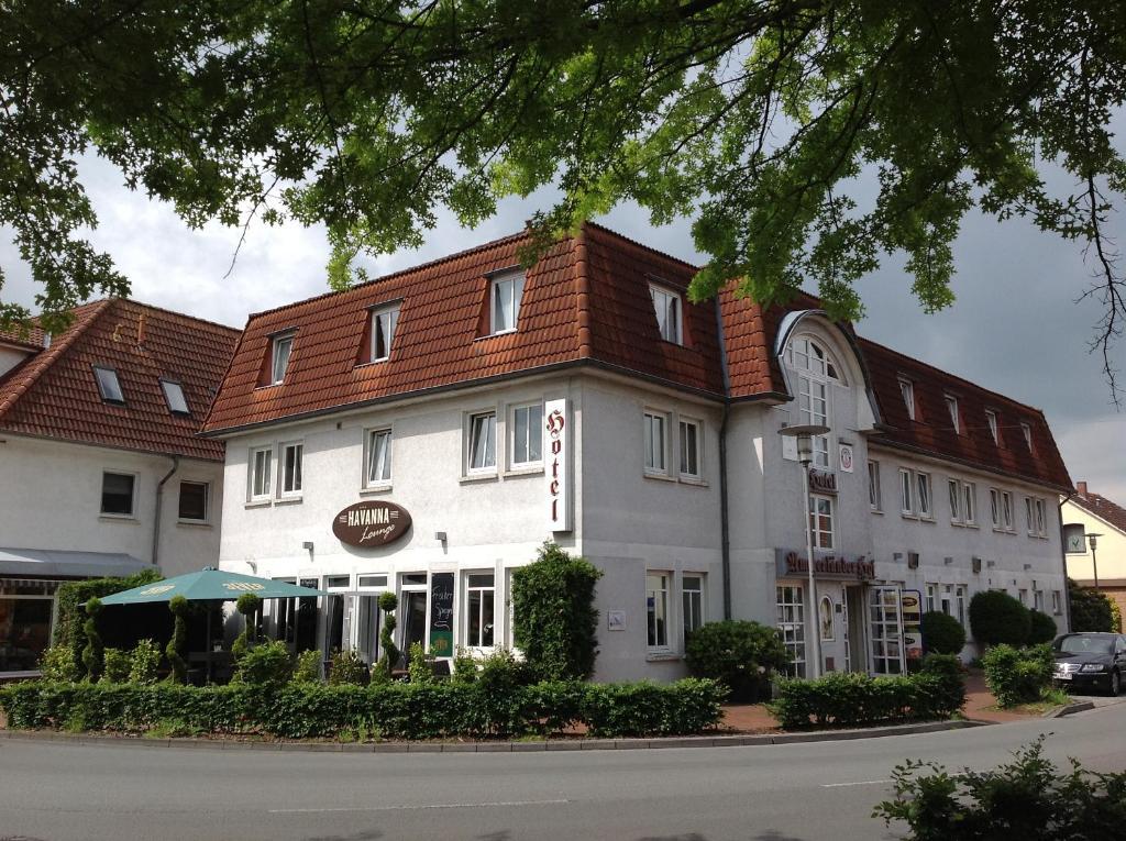 Hotel Ammerlander Hof Westerstede, Germany
