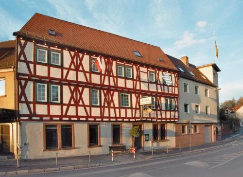 Hotel Goldener Karpfen Aschaffenburg, Germany