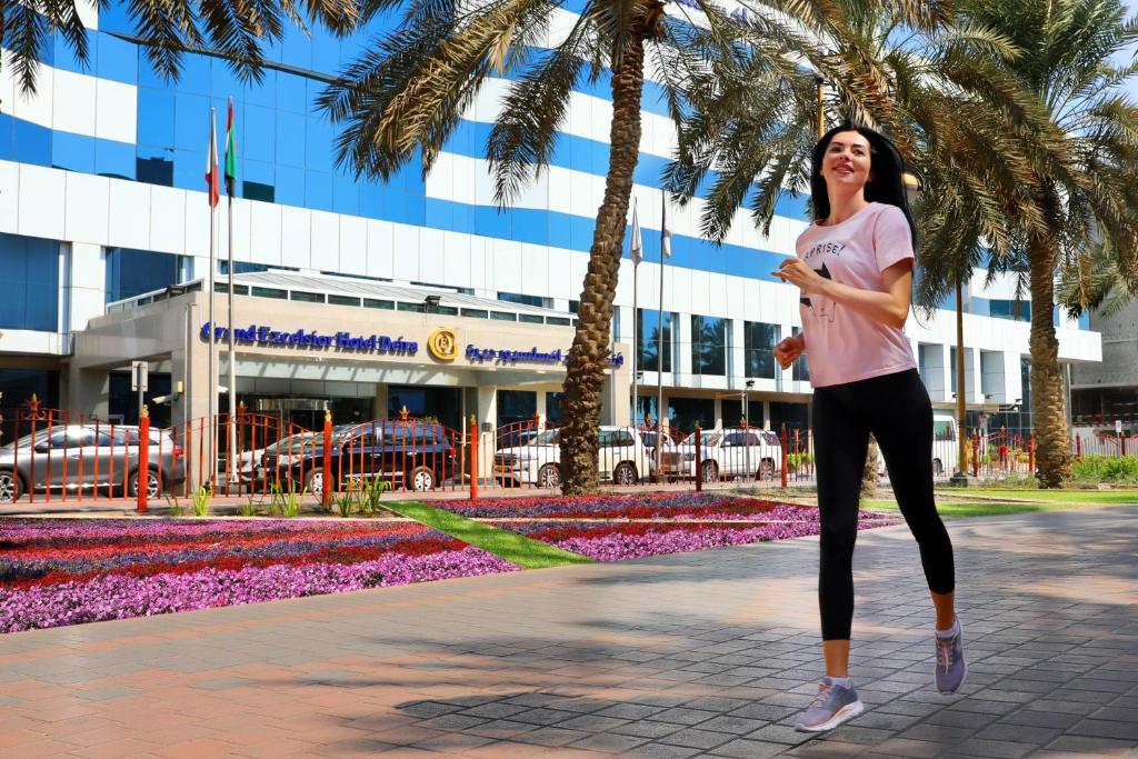 Grand Excelsior Hotel Deira Dubai Updated 2021 Prices
