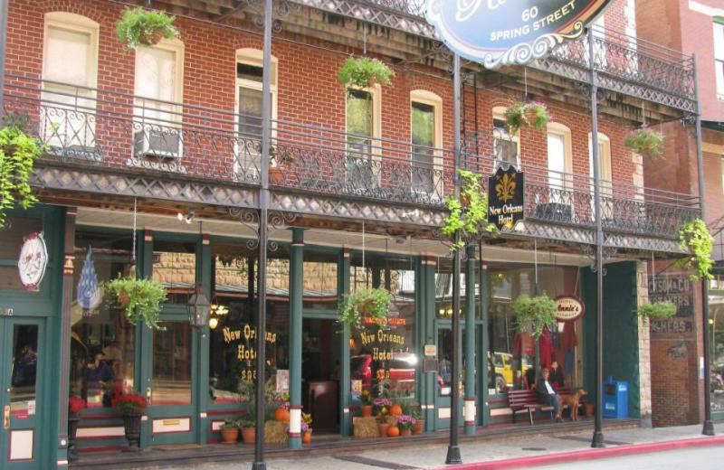 New Orleans Hotel Eureka Springs Eureka Springs Updated 2020 Prices