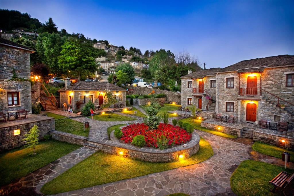 Hotel Machalas Kipoi, Greece