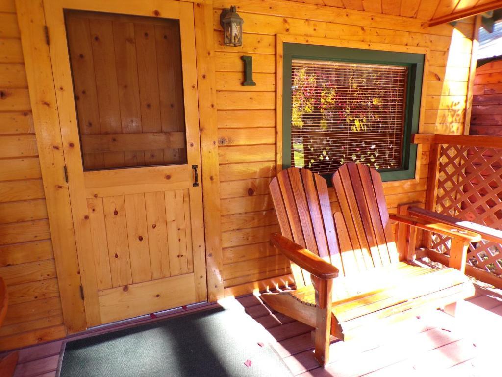 Ruidoso Lodge Cabin # 1