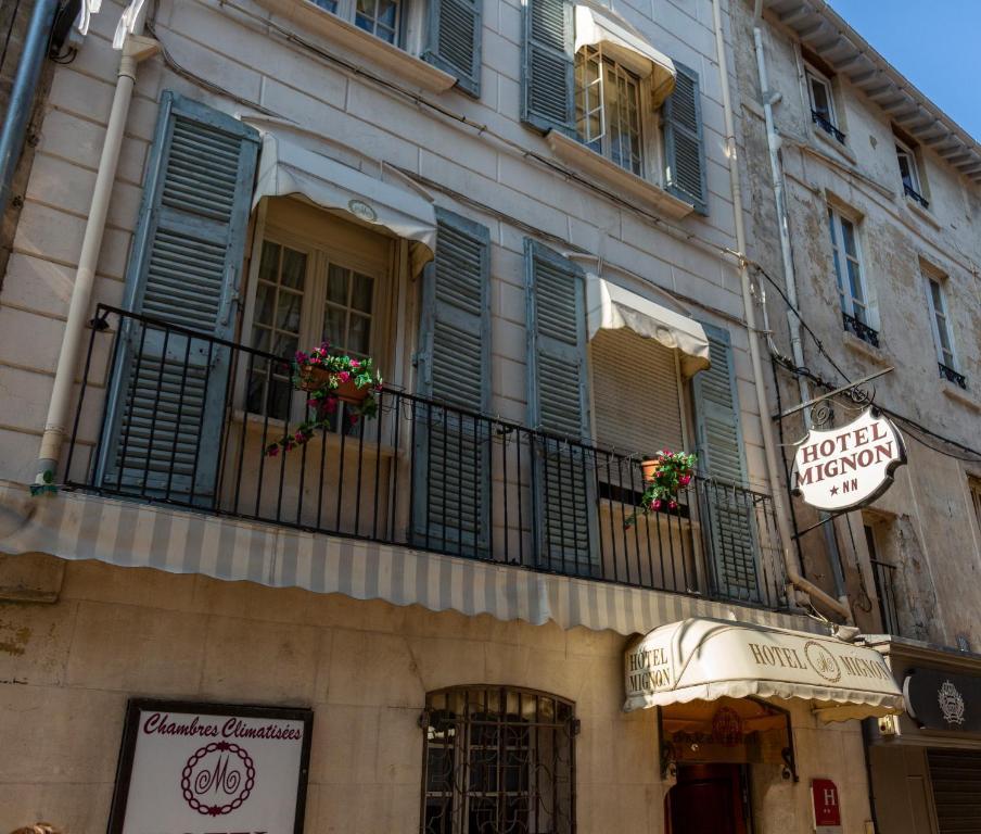 Hotel Mignon Avignon, France