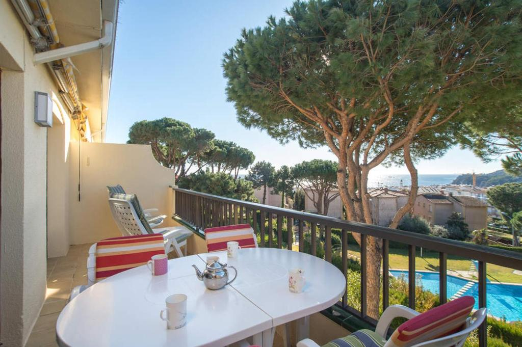 Calella de Palafrugell Apartment Sleeps 4 Pool 11
