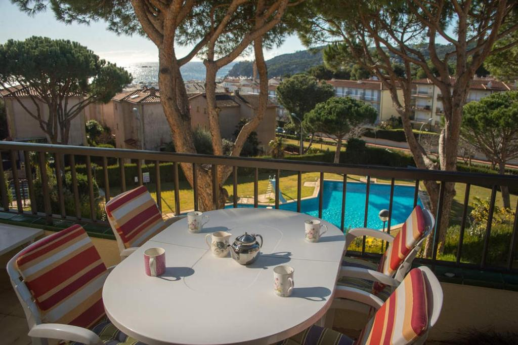 Calella de Palafrugell Apartment Sleeps 4 Pool 13