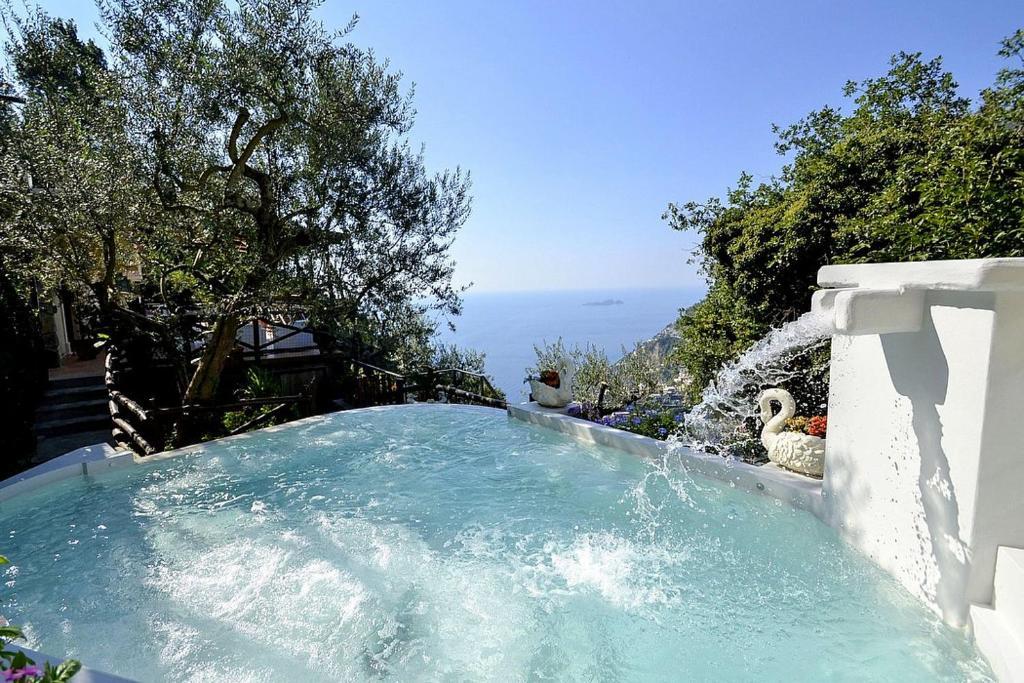 Piscina di Positano Villa Sleeps 8 Pool Air Con WiFi o nelle vicinanze