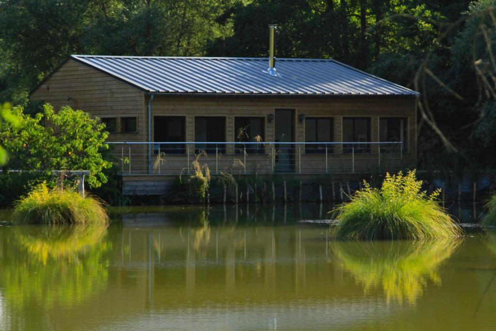 Budova, kde se prázdninový dům nachází