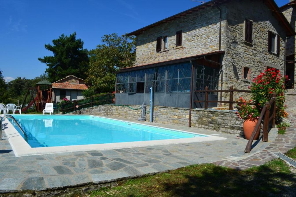 Casenuove Apartment Sleeps 4 Pool