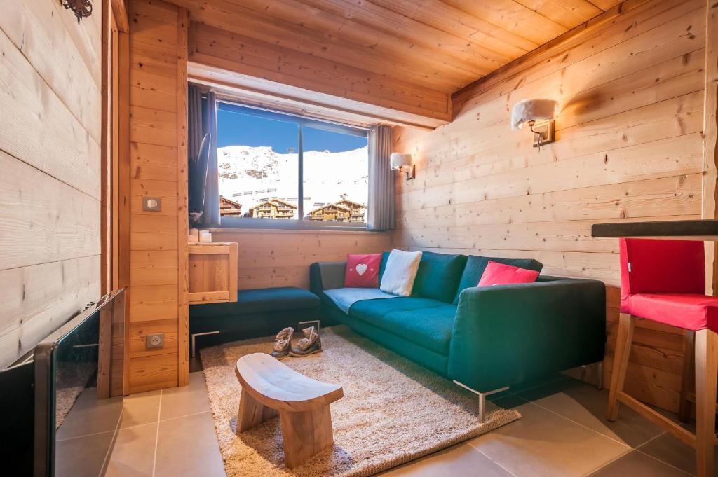 Val Thorens-Cosy Appartement avec vue Vanoise 566