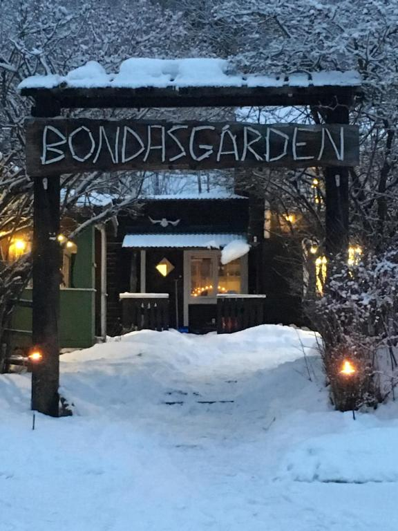 Bondasgården Soul and Food during the winter