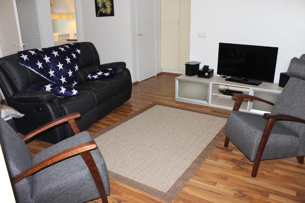 Majoituspalvelu Nurmi Apartment Peipontie 3 A Saunallinen Huoneisto