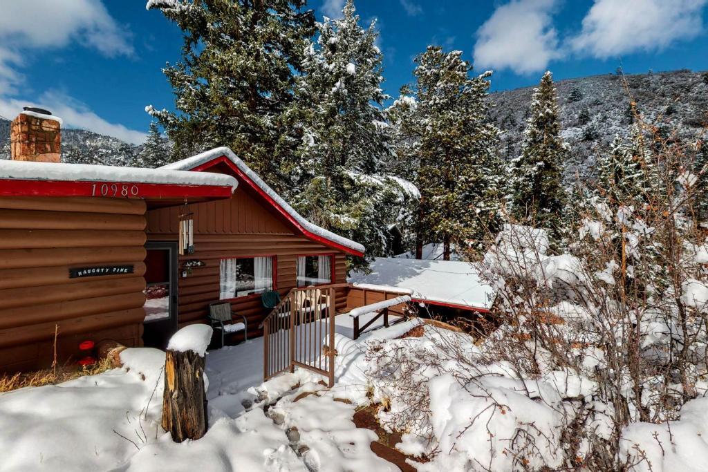 Naughty Pine Cabin