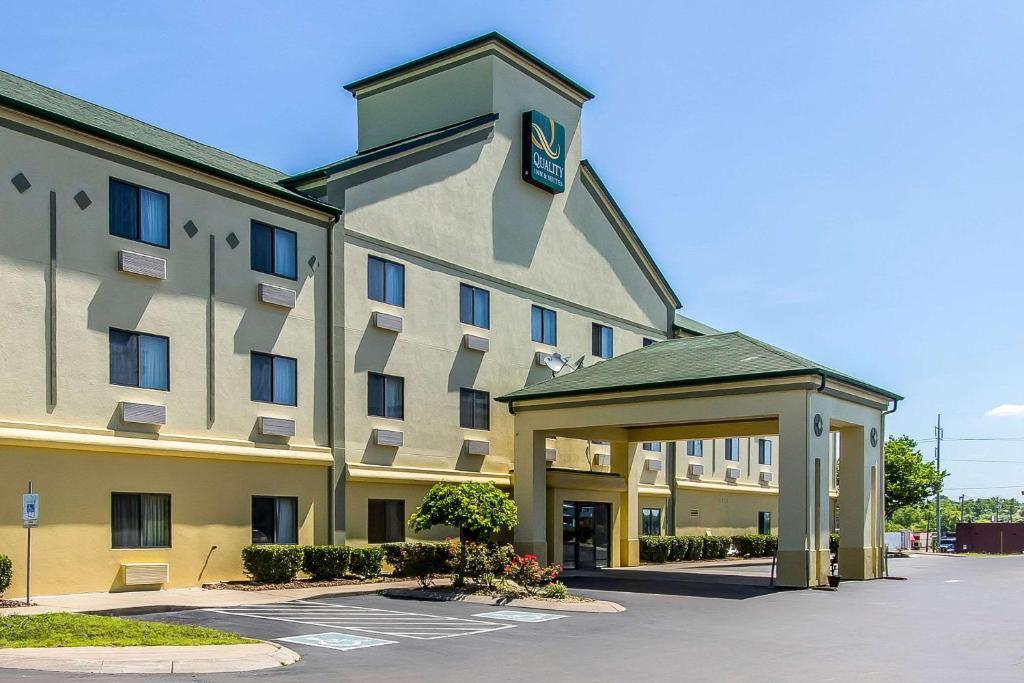 Quality Inn & Suites La Vergne