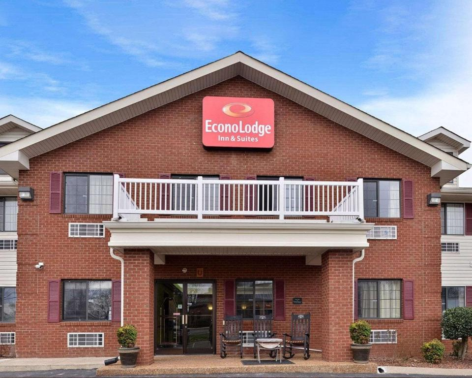 Econo Lodge Inn & Suites Shelbyville