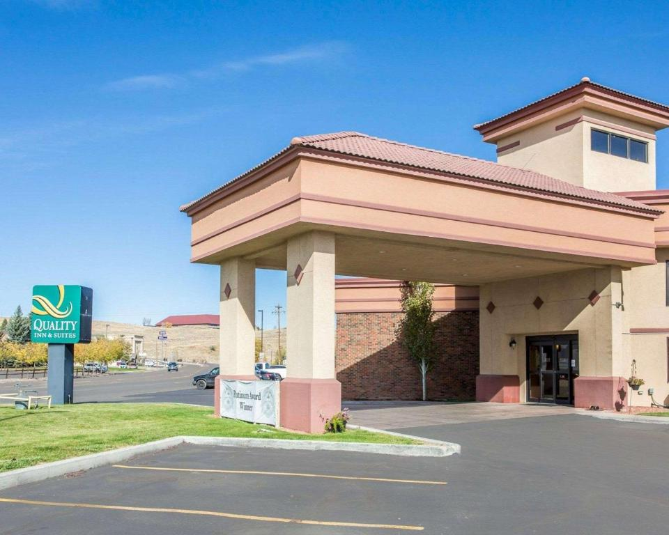 Quality Inn & Suites Casper near Event Center