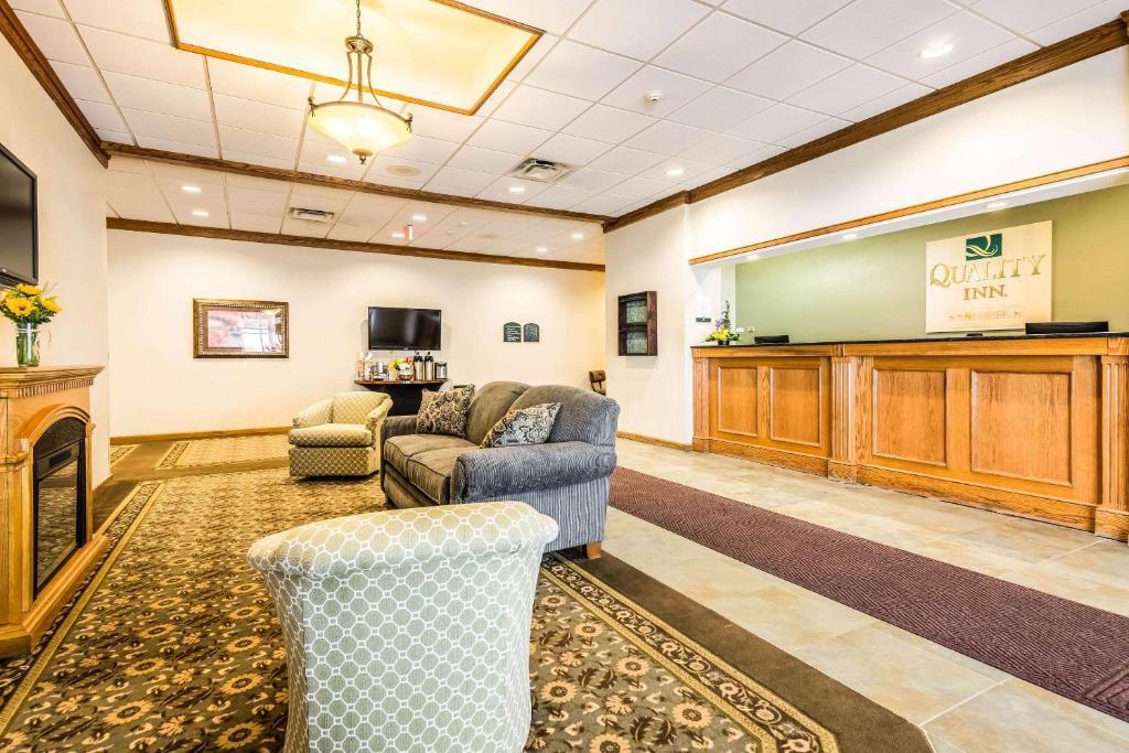 Quality Inn near Finger Lakes and Seneca Falls