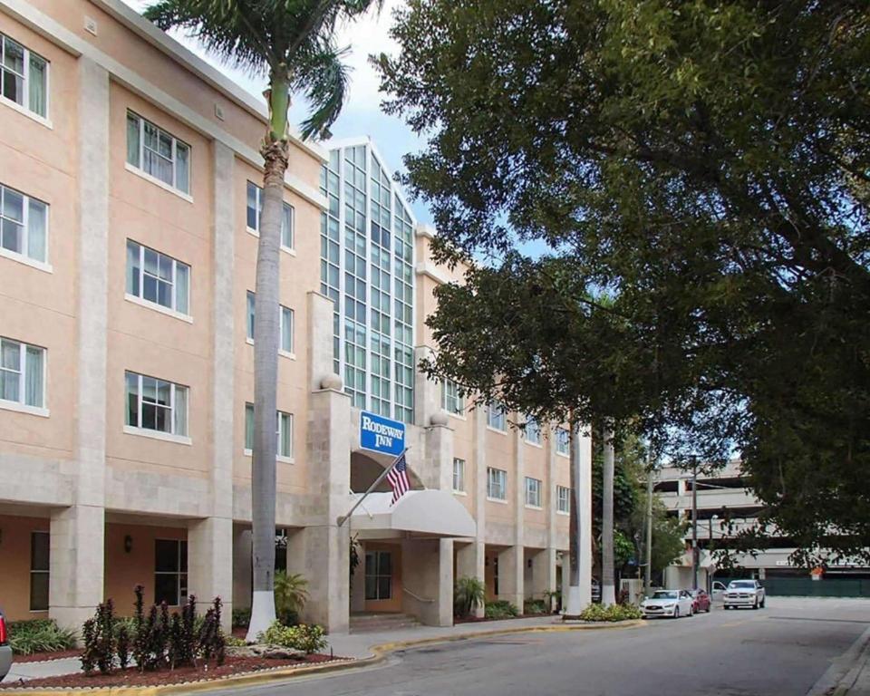 The Rodeway Inn South Miami - Coral Gables.