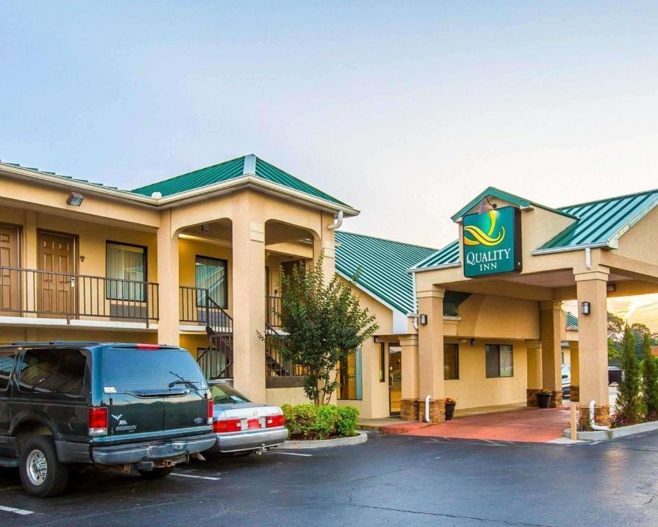 Quality Inn Dahlonega Near University