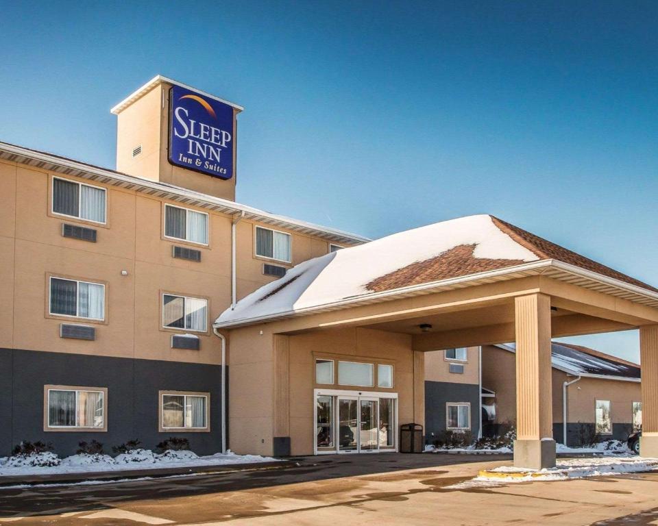 Sleep Inn & Suites Mount Vernon