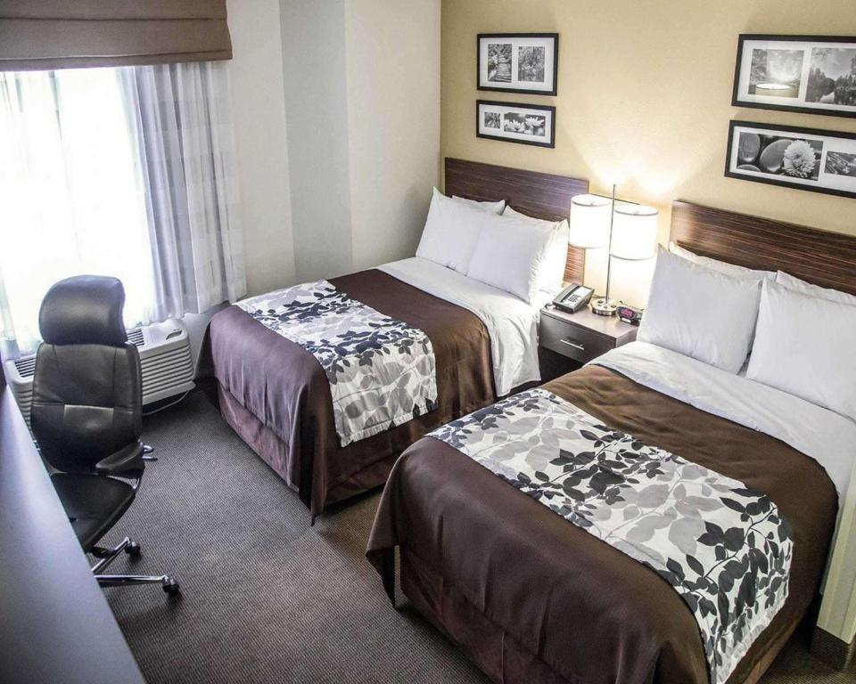 Sleep Inn Tinley Park I-80 near Amphitheatre-Convention Center