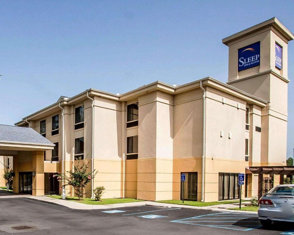 Sleep Inn & Suites Hattiesburg