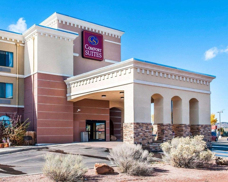 Comfort Suites Gallup East Route 66 and I-40